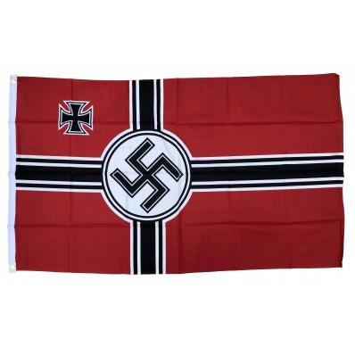 Fahne - Reichskriegsfahne (90x150cm)