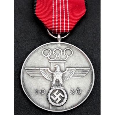 1936 Olympic Games Commemorative Medal