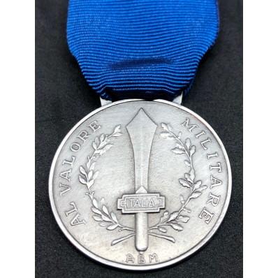 Medaille für militärische Tapferkeit RSI (Silber)
