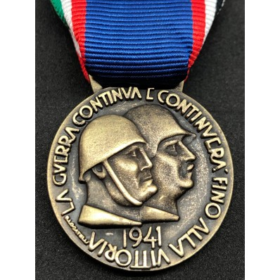Medal of the Rome-Berlin Axis 1941