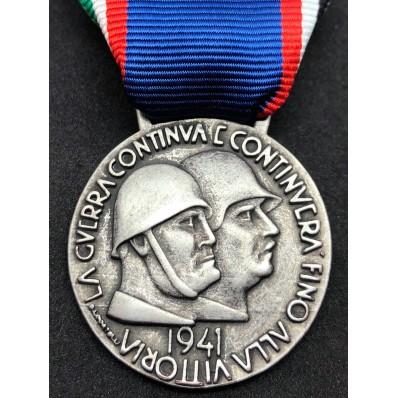Medaglia dell'Asse Roma-Berlino 1941 (Argento)
