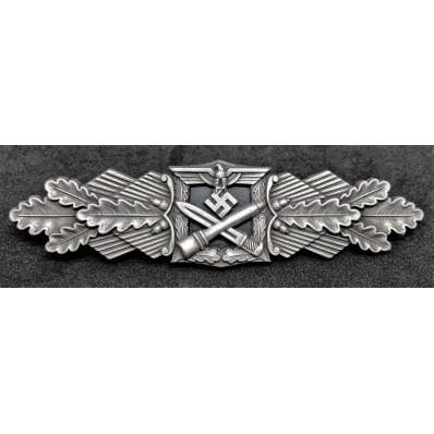 Close Combat Clasp (Silver)
