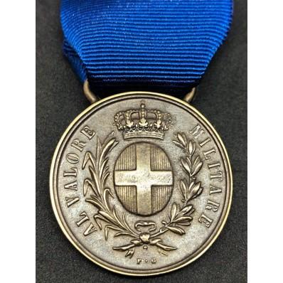 Medaille für militärische Tapferkeit der Herrschaft (Bronze)