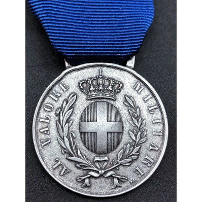 Medaille für militärische Tapferkeit (Silber)
