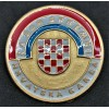 Croatian badge for the Beginning of the Homeland War (Gold)