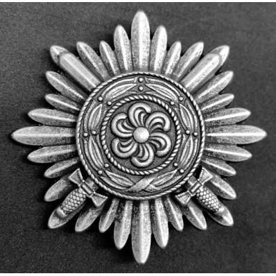 Ostvolk Medal 1st Class - With Swords (Silver)