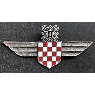 Croatian Air Force Legion Badge