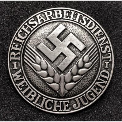 """Abzeichen """"Effizienz Bei Der Arbeit"""" (Silber)"""
