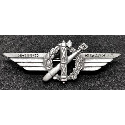 """""""Buscaglia"""" Torpedo Bombers Group Badge"""