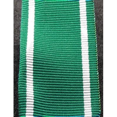 Ribbon - Ostvolk Medal 2nd Class (Silver)