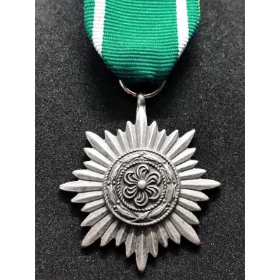 Ostvolk Medal 2nd Class (Silver)