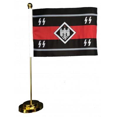 -Metal Base Table Flag - SS Eagle