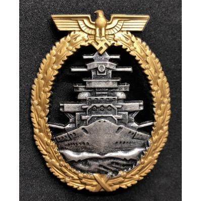 Distintivo Di Guerra Della Flotta D'Alto Mare