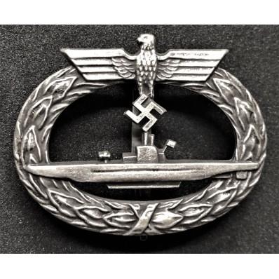 U-Boot-Kriegsabzeichen 1939 (Silber)