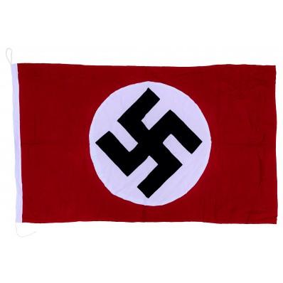 Bandiera - NSDAP Cotone (cucita a mano)