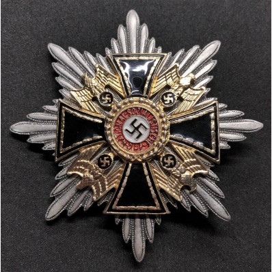 Star of the Grand Cross of the German Order Of The NSDAP