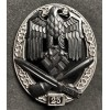 General Assault badge - 25 Assaults