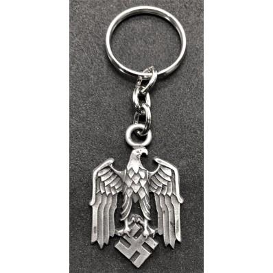 Keyring Eagle and Swastika