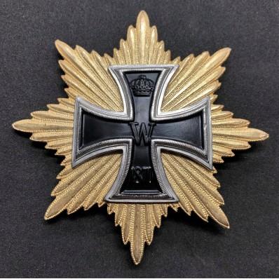 Stern des Großkreuzes 1870