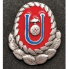 Ustasha Hat Badge