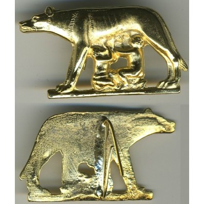 Ausbildung in Deutschland Abzeichen (Gold)