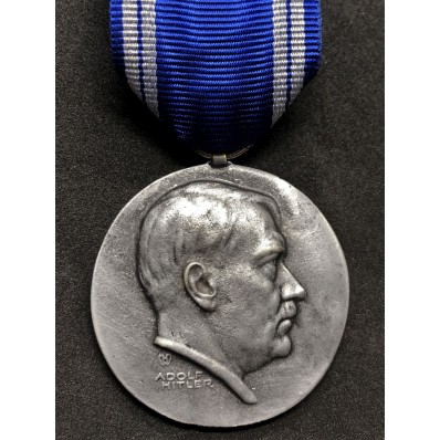 Medal Dedicated To Adolf Hitler