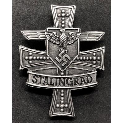 Stalingrad Cross (Silver)