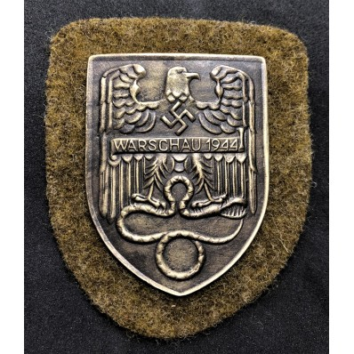 """Warschau 1944"" Battle Shield"