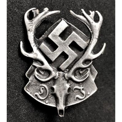 Distintivo dell'Associazione Caccia Tedesca (Tipo 2)