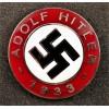 Badge Adolf Hitler 1933