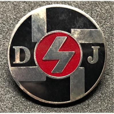 Distintivo Deutsche Jungvolk