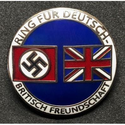 Distintivo per l'alleanza Anglo-Tedesca