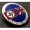 German-British Alliance Badge