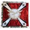 Hand Embroidered Flag - Luftwaffe Flak
