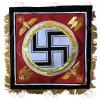 Hand Embroidered Flag - Führer Standarte