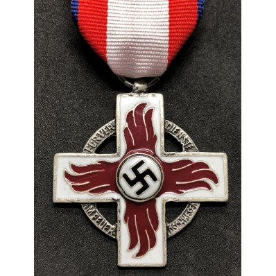 Fire Fighters Merit Medal 2nd Class