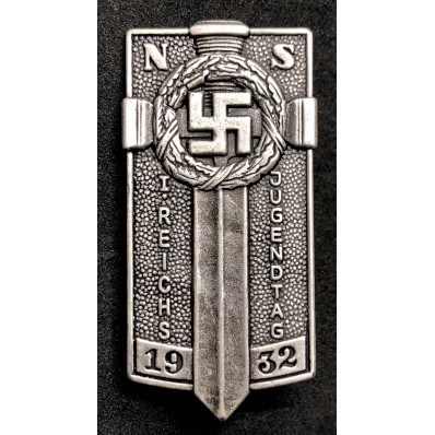 Hitler Youth Potsdam badge (Silver)