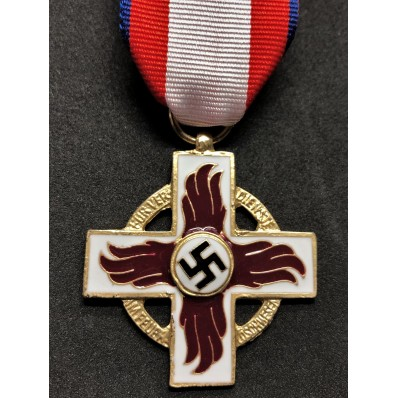 Fire Fighters Merit Medal 1st Class