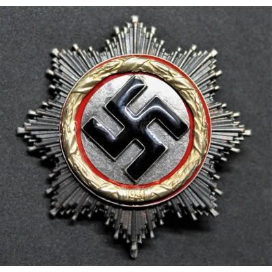 German Cross - Type 2 (Gold/Silver)