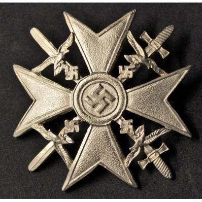 Spanish Cross (Gold)
