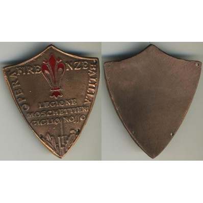 Shield - volunteers of the Littorio Division n.1