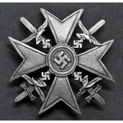 Spanish Cross (Silver)