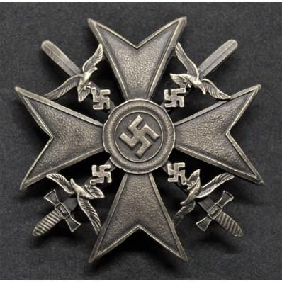 Spanish Cross (Bronze)