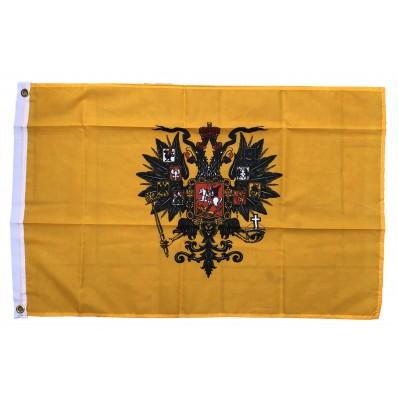 Fahne - Zar Nikolaus 2. (60x90cm)