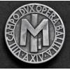 """VIII Campo Dux"" Badge"