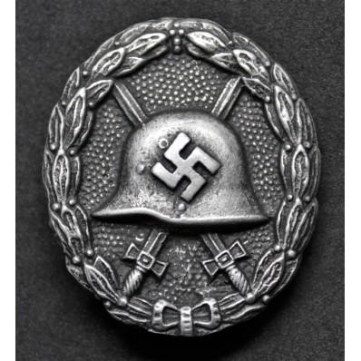 Condor Legion Verwundetenabzeichen (Silber)