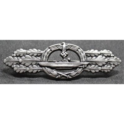 U-boat Front Clasp (Silver)