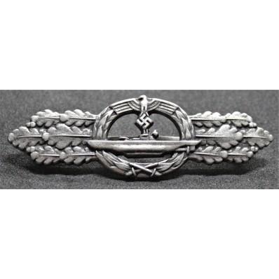 U-Boot-Frontspange (Silber)