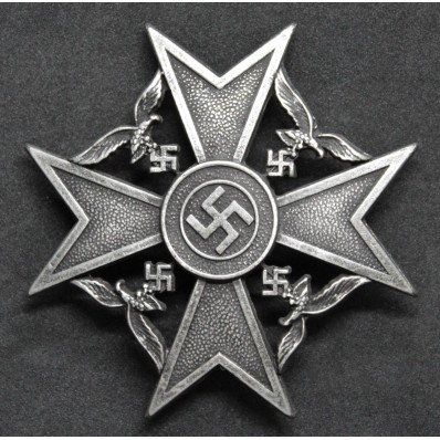 Civil Merit Cross for Spain War (Silver)