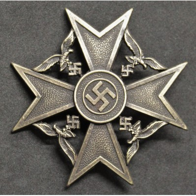 Croce Al Merito Civile per la Guerra di Spagna (Bronzo)